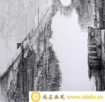 什么是钢笔画?钢笔画技法介绍