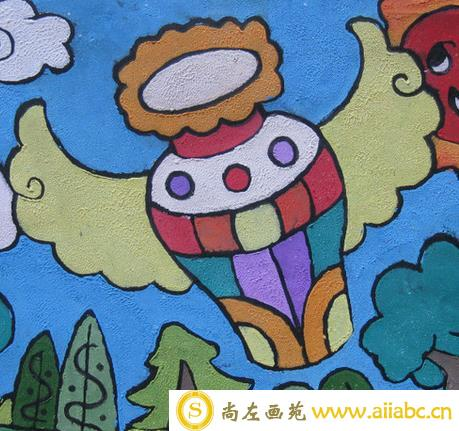 儿童版画:第一次做神奇的版画